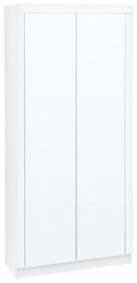 Garderobenschrank »Tana« in weiß matt