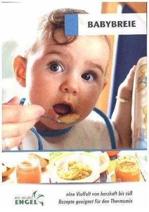 Heft »Babybreie - Rezepte geeignet für den Thermomix«