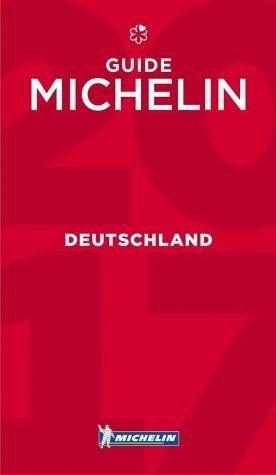 Broschiertes Buch »Michelin Deutschland 2017«
