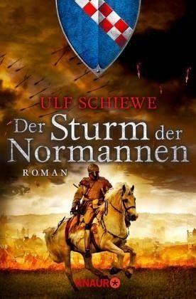 Broschiertes Buch »Der Sturm der Normannen / Normannensaga Bd.4«