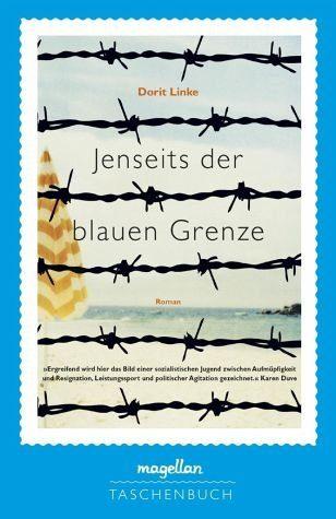 Broschiertes Buch »Jenseits der blauen Grenze«