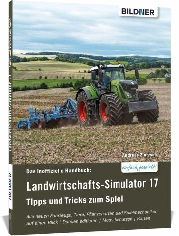 Broschiertes Buch »Landwirtschaftssimulator 2017«