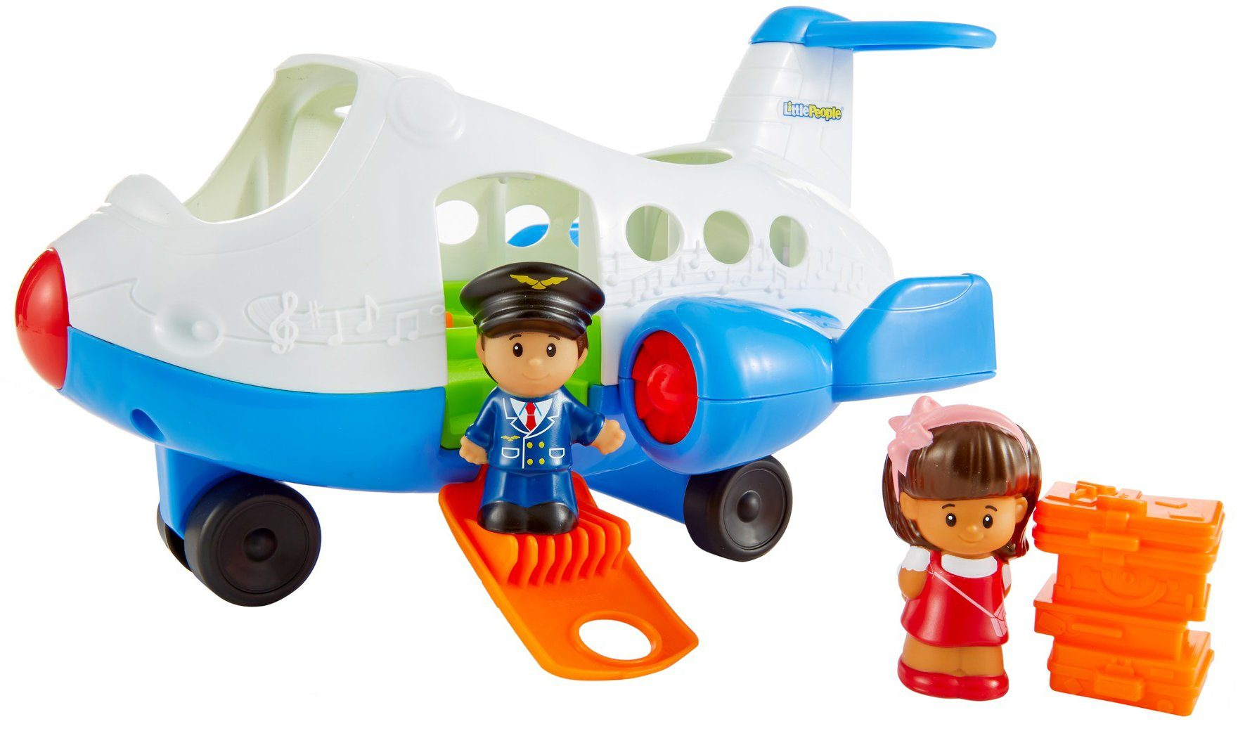 Fisher Price, Flugzeug, »Little People«