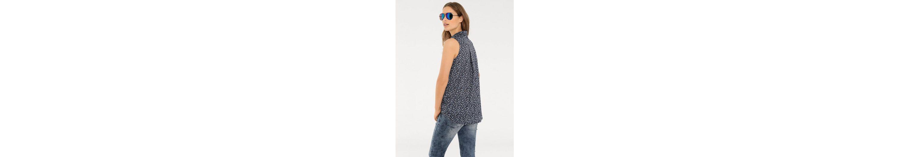 B.C. BEST CONNECTIONS by Heine Shirttop mit Blumen Online-Shopping Hohe Qualität 2018 Neueste Online-Verkauf Online Kaufen Neue F6tiMF48cJ