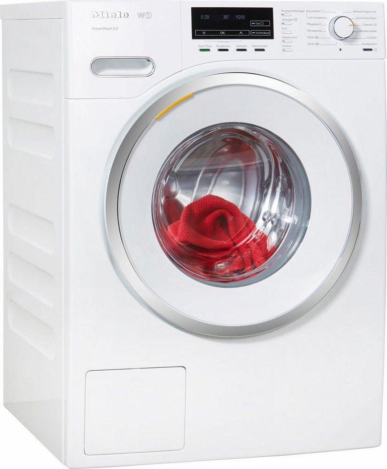 MIELE Waschmaschine WMF111WPS PWash 2.0, A+++, 8 kg, 1600 U/Min in weiß