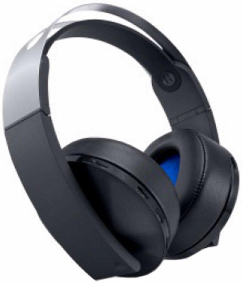 ps4 playstation 4 platinum wireless headset kaufen otto. Black Bedroom Furniture Sets. Home Design Ideas