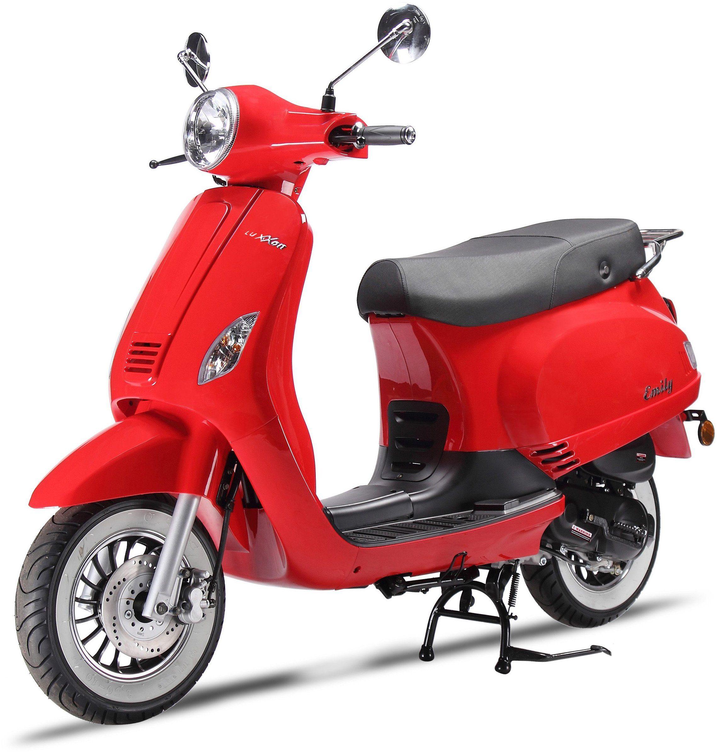 Luxxon Mofaroller, 50 ccm, 25 km/h, »Emily«