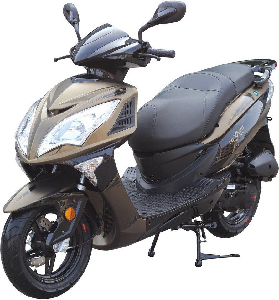 Luxxon Mofaroller, 50 ccm, 45 km/h, »X-Line«