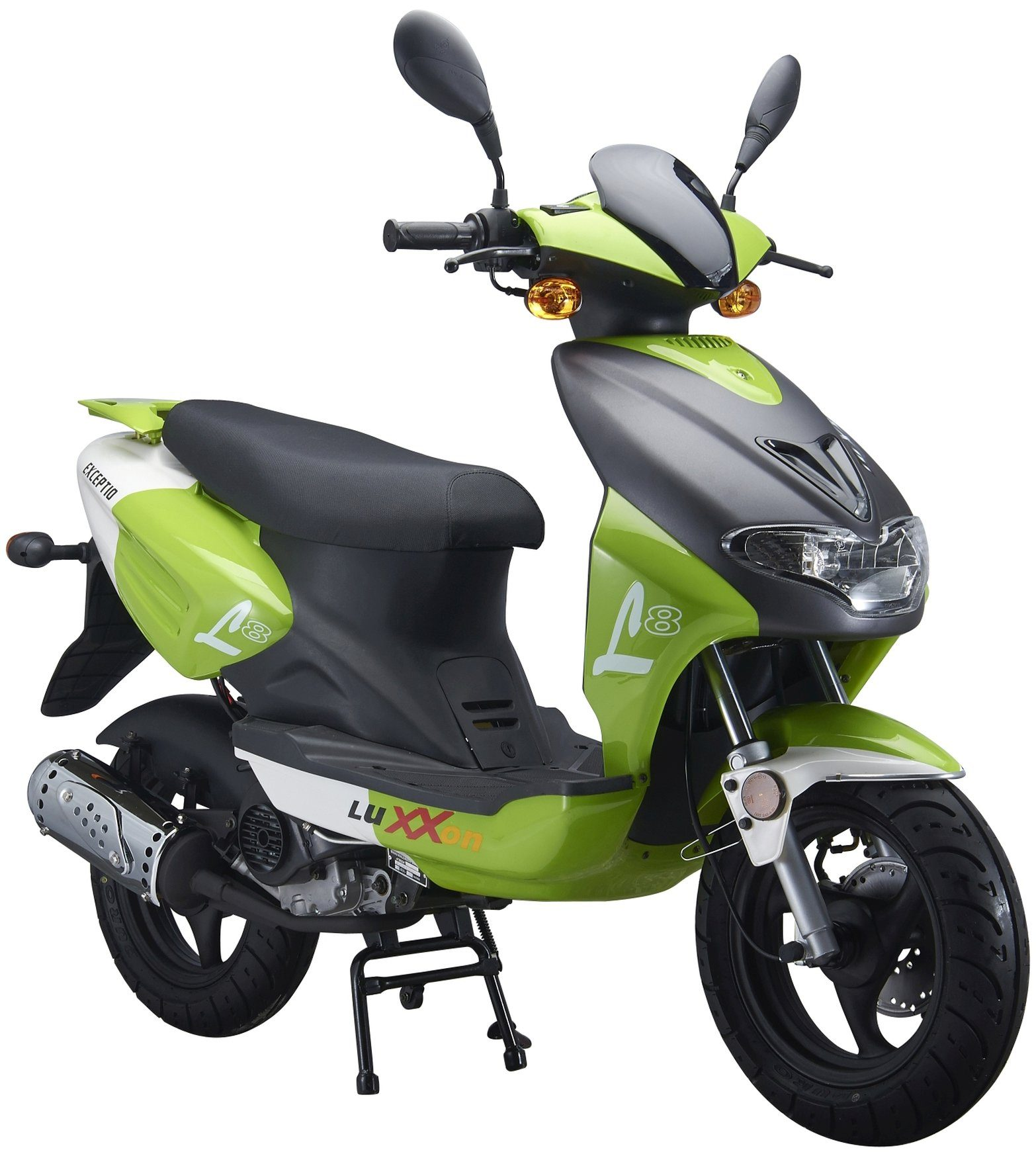 Luxxon Motorroller, 50 ccm, 45 km/h, »Exceptio«
