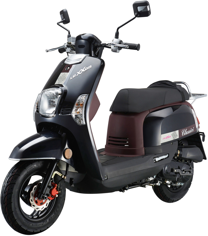 Luxxon Mofaroller »Classici«, 50 ccm, 45 km/h, Euro 2, 50 ccm, 25 km/h