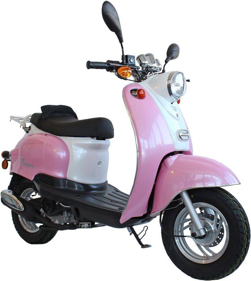 OTTO Rondelli Mofaroller, 50 ccm, 25 km/h, »Flower«