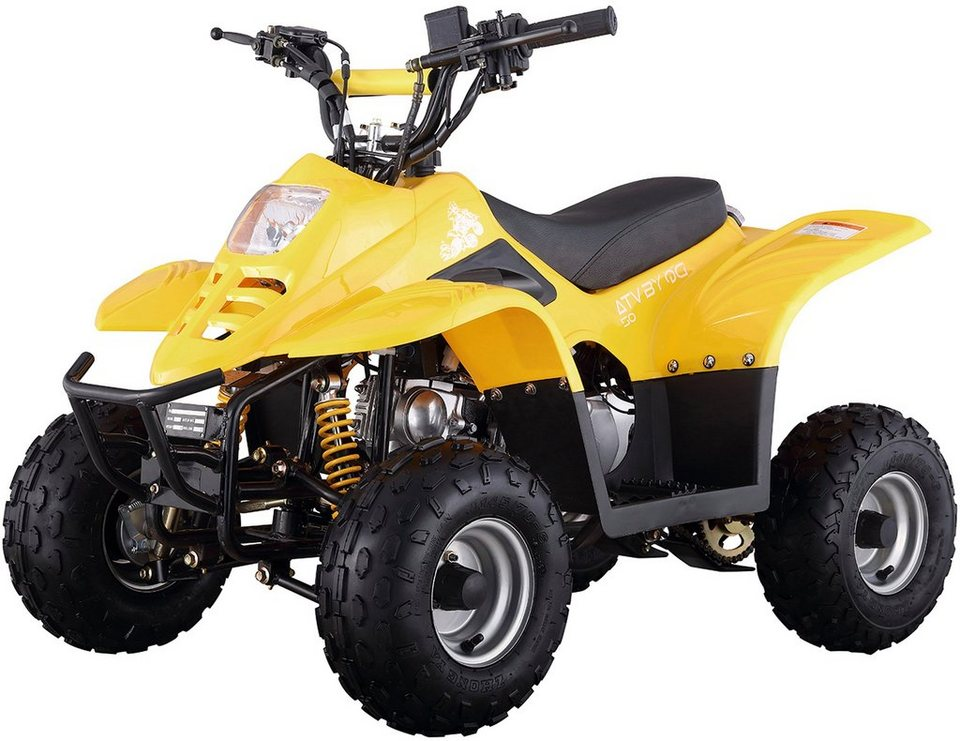 luxxon kinderquad 50 ccm 45 km h youngster otto. Black Bedroom Furniture Sets. Home Design Ideas