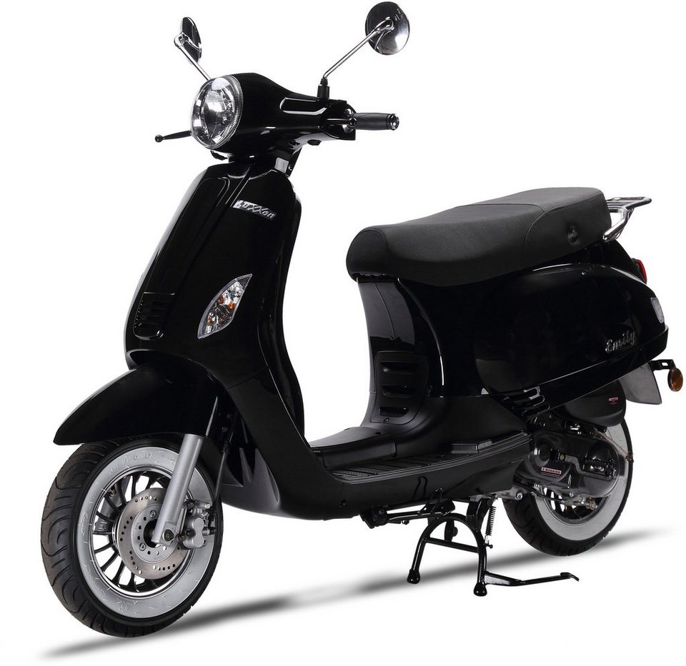 luxxon motorroller 50 ccm 45 km h emily otto. Black Bedroom Furniture Sets. Home Design Ideas