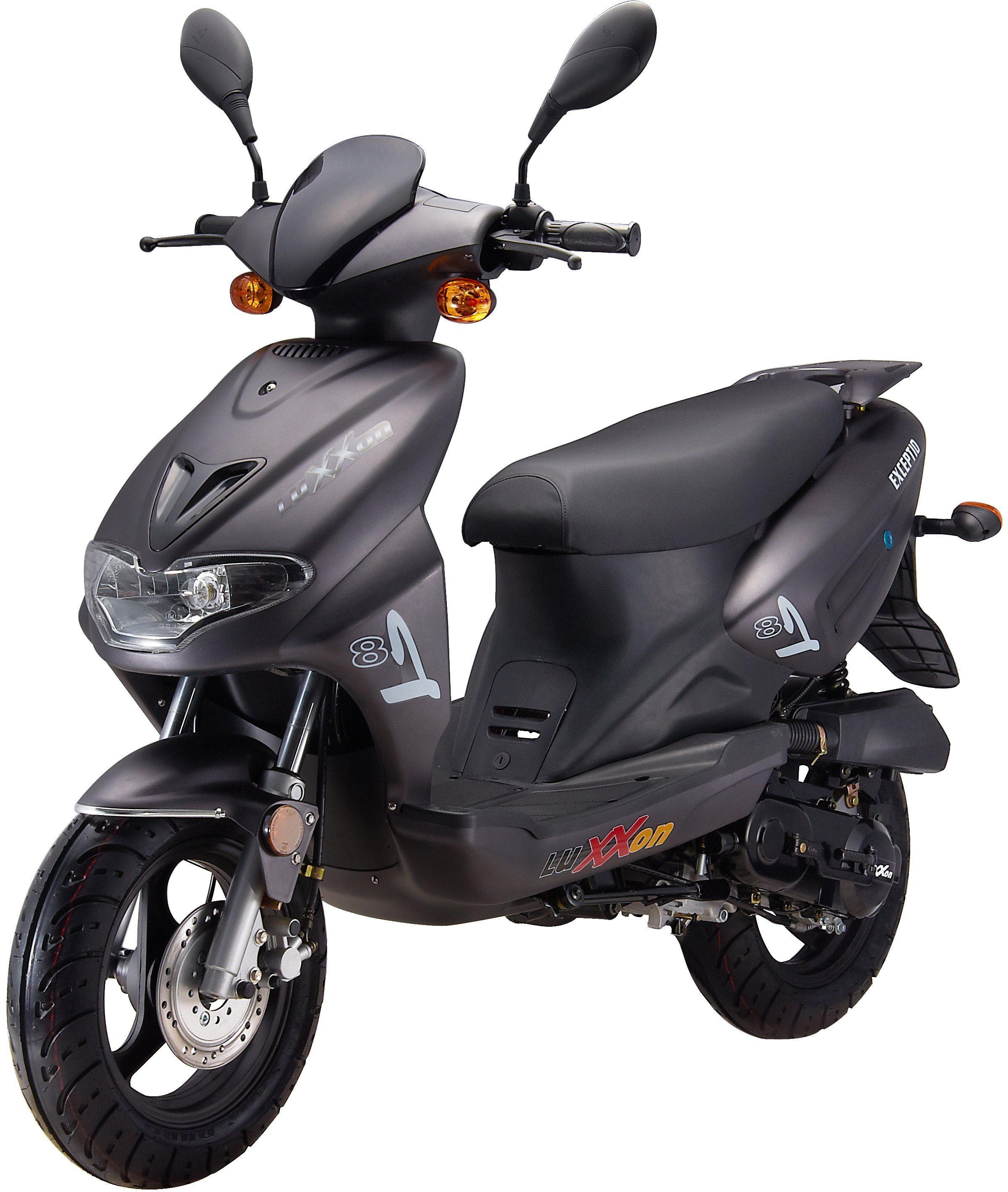 Luxxon Mofaroller, 50 ccm, 25 km/h, »Exceptio«