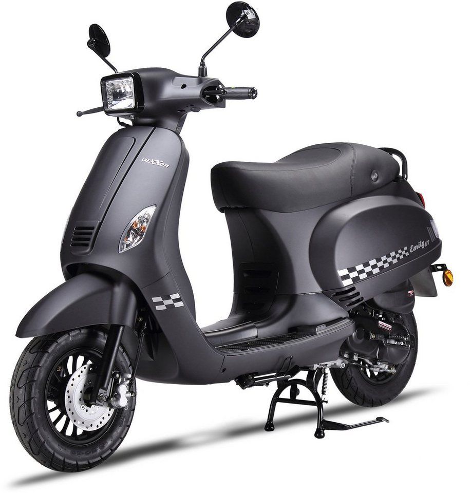 luxxon motorroller 50 ccm 45 km h emily gt otto. Black Bedroom Furniture Sets. Home Design Ideas