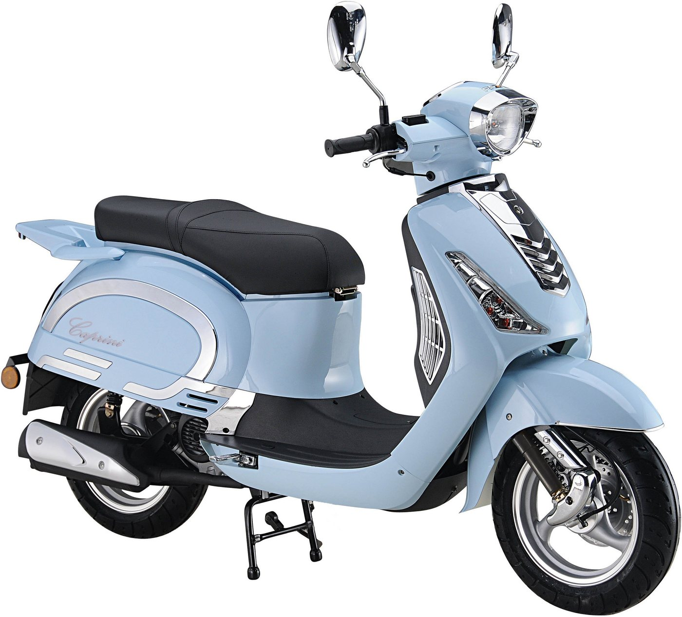 Rondelli Mofaroller, 50 ccm, 25 km/h, »Flower« - Preisvergleich