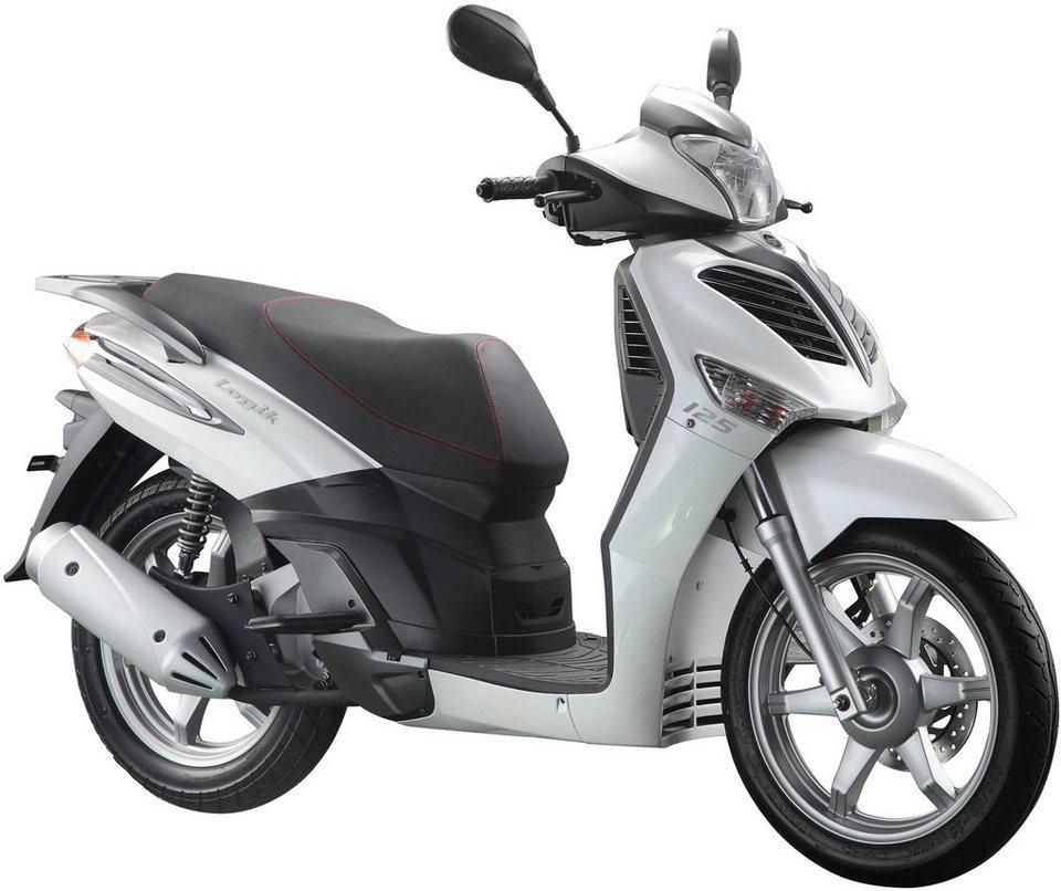 keeway motor motorroller logik 125 125 ccm 90 km h. Black Bedroom Furniture Sets. Home Design Ideas