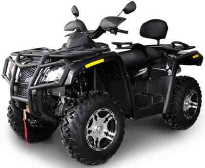 Hi SUN, ATV, 800 ccm, 80 km/h, »H S800 ATV«
