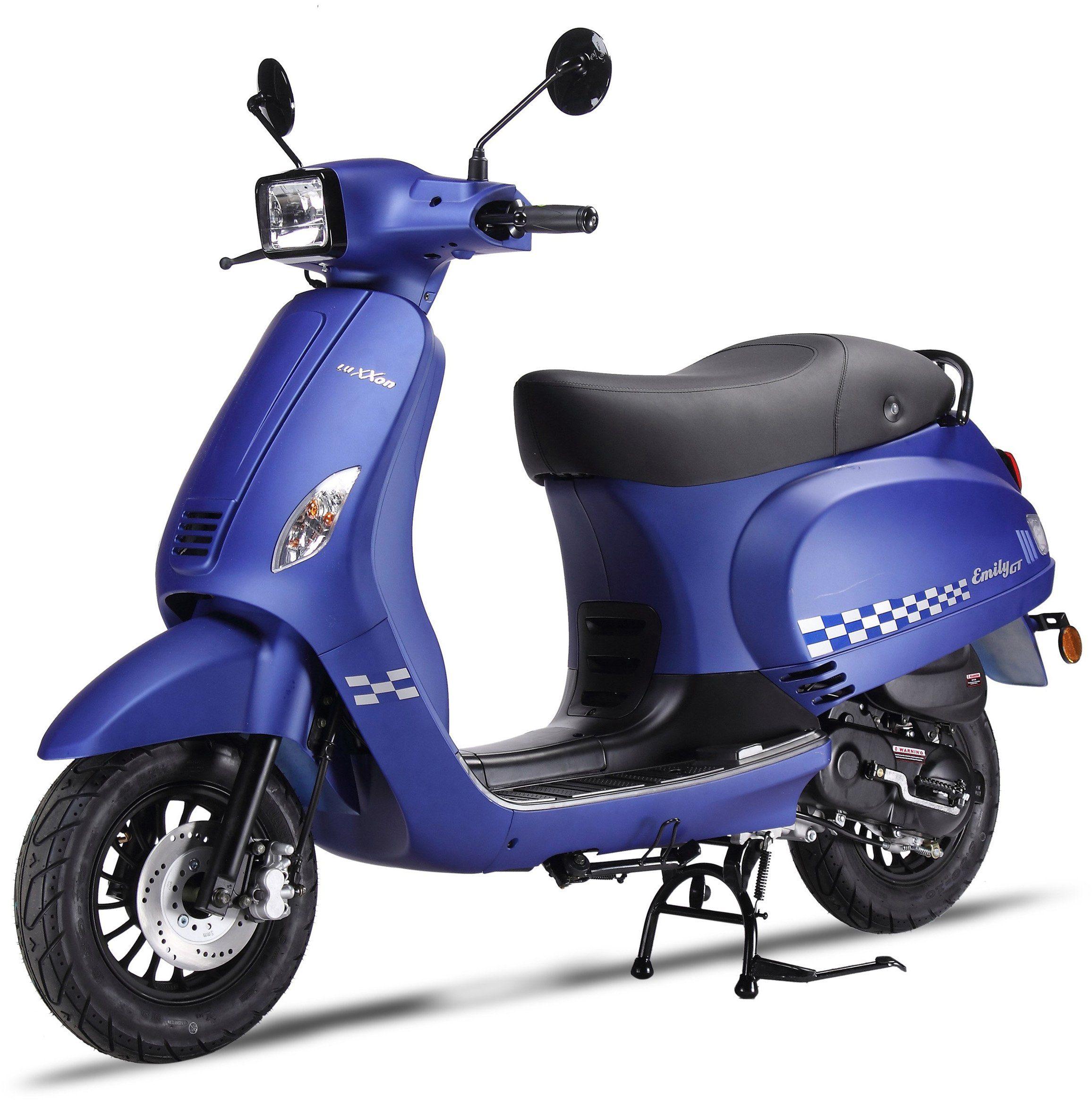 Luxxon Mofaroller »Emily GT«, 50 ccm, 25 km/h, Euro 2, 49 ccm, 25 km/h