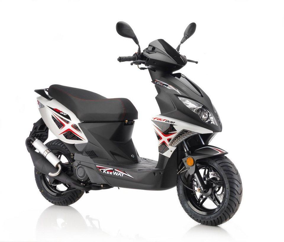 Keeway Motorroller 50 Ccm 45 Km H 187 F Act Evo Dd 171 Online