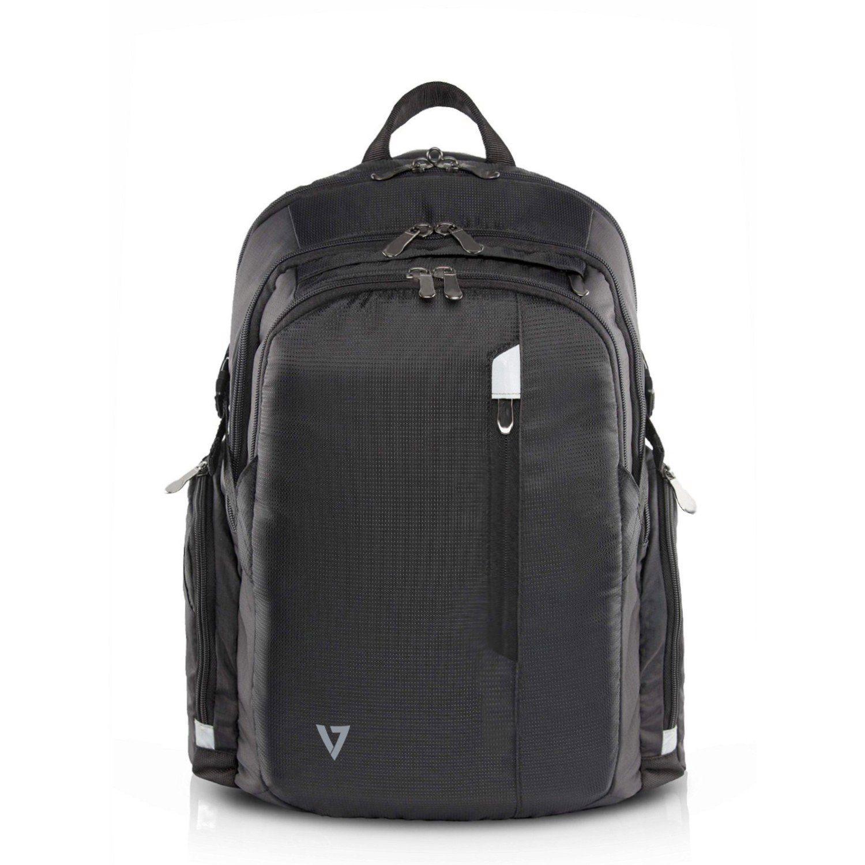 V7 Tasche »BACKPACK ELITE 15.6IN BLACK«