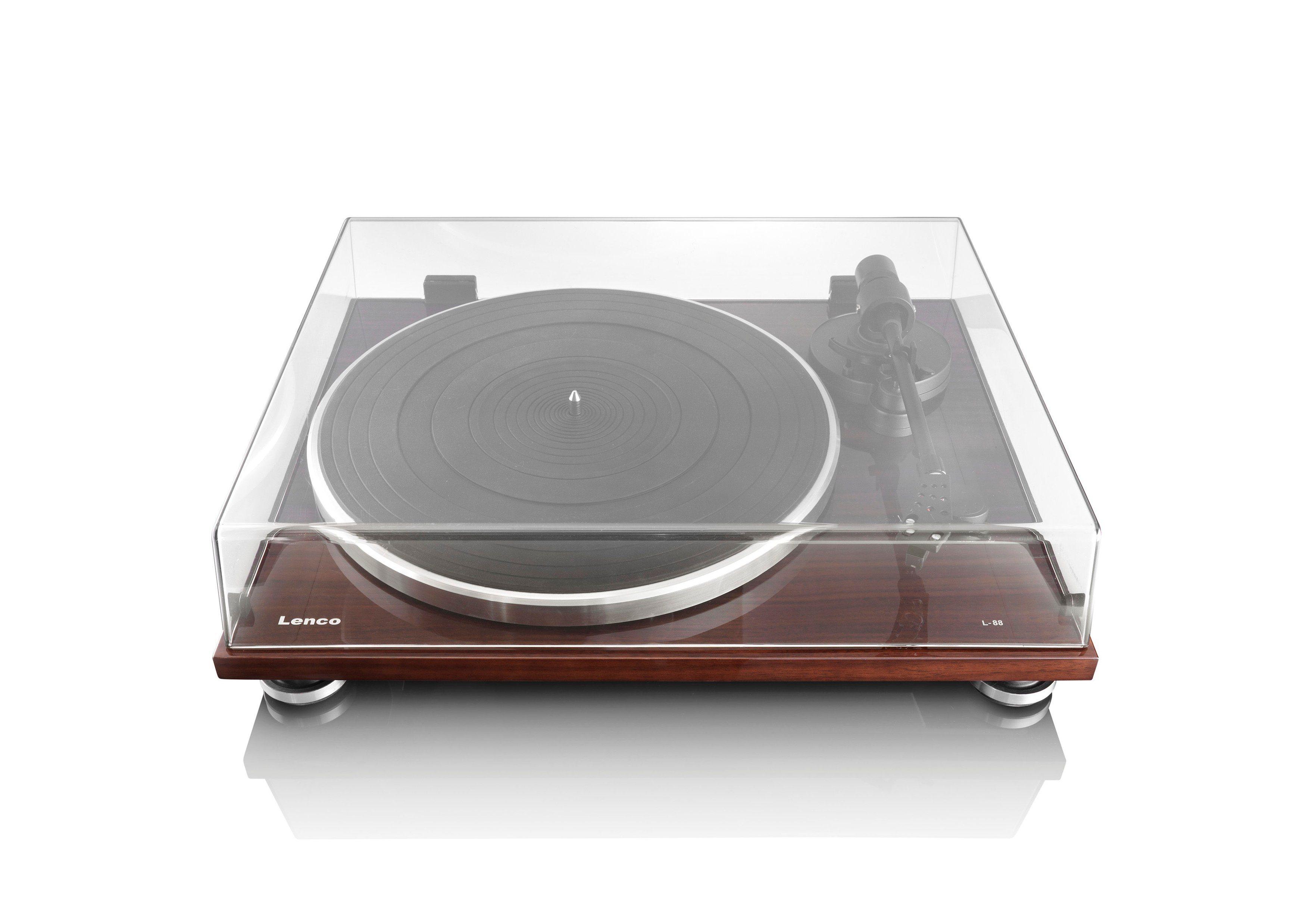Vorschaubild von Lenco Plattenspieler »L-88«