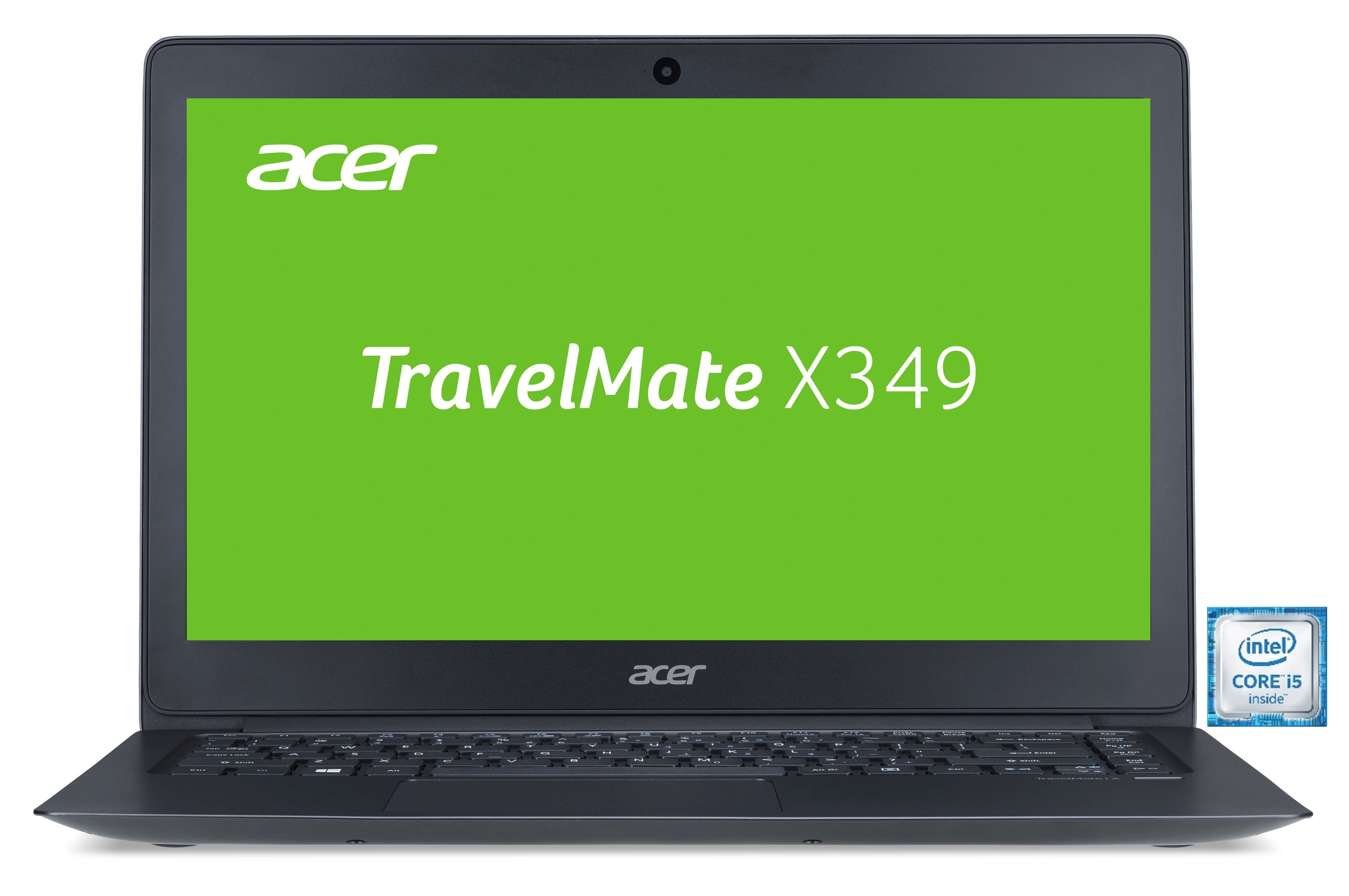"ACER TravelMate X349-M-56RM Notebook »Intel Core i5, 35,56 cm (14""), 256GB SSD, 8GB«"