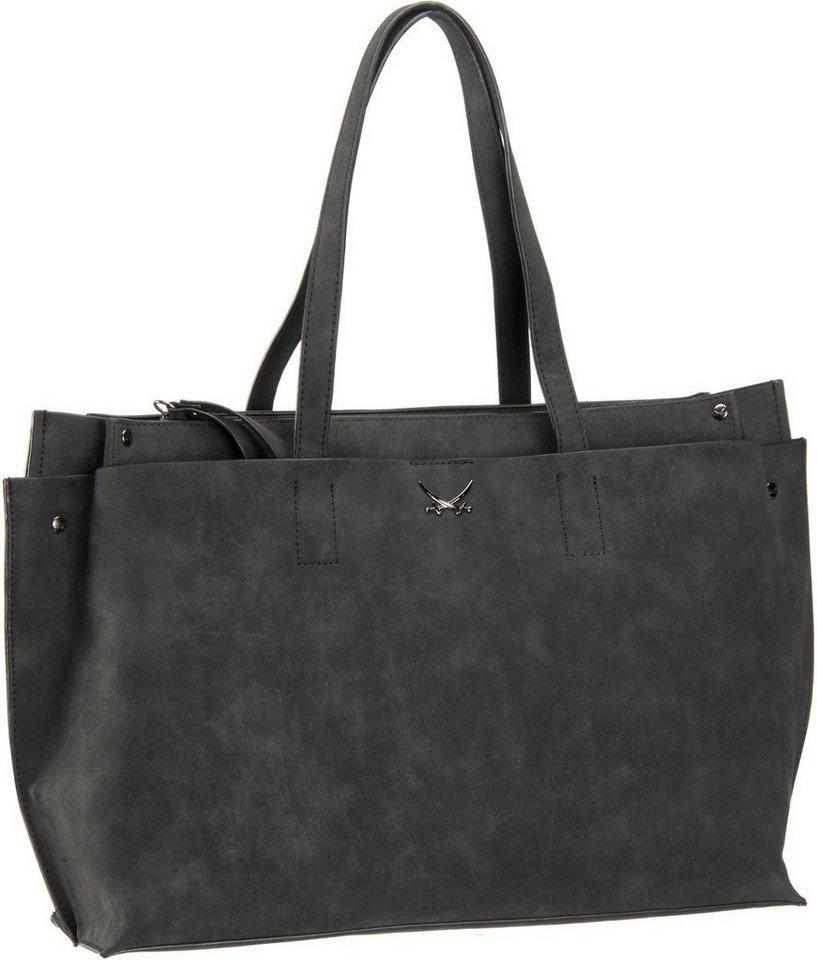 Sansibar Graceful 1002 Zip Bag in Black