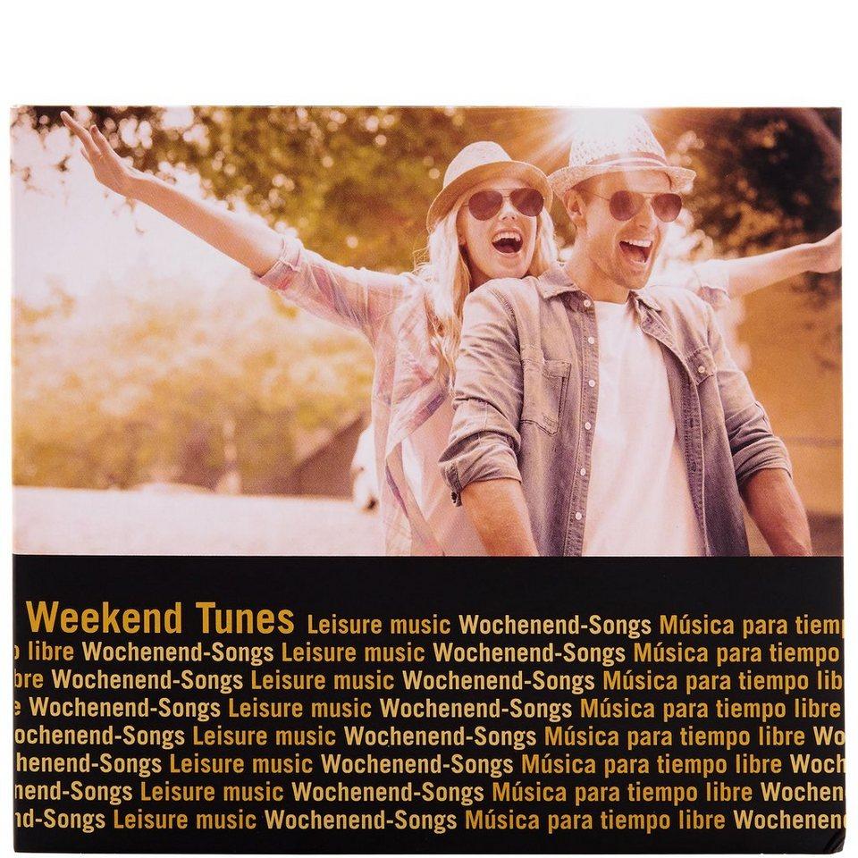 BUTLERS WEEKEND TUNES »Freizeit Songs« in Bunt