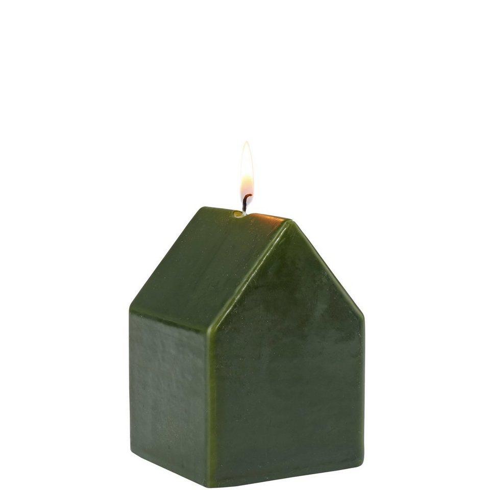 BUTLERS COPENHAGEN »Kerze Haus« in gruen