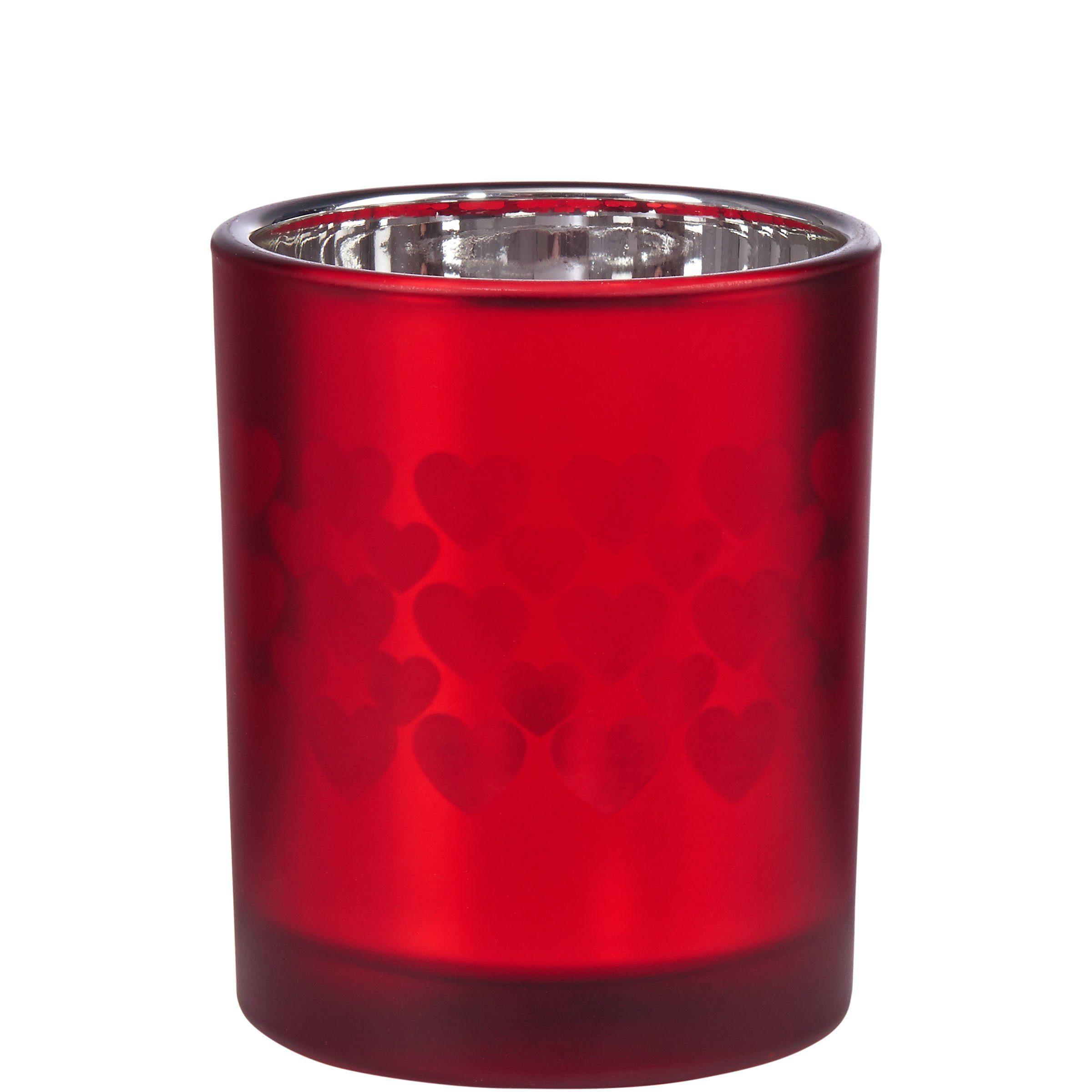 BUTLERS DELIGHT »Teelichthalter Herzen groß«