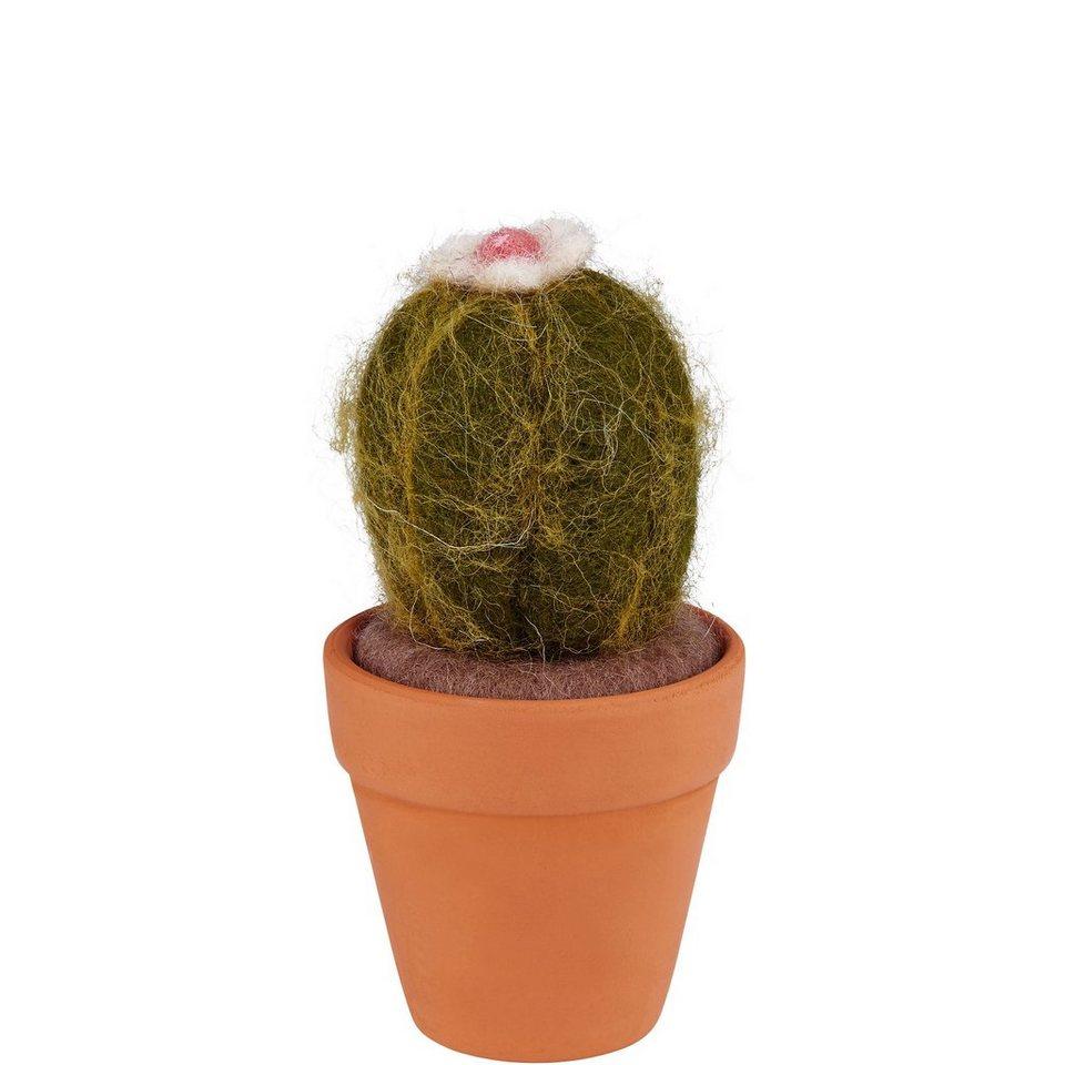 BUTLERS MEXICO »Kaktus rund« in gruen