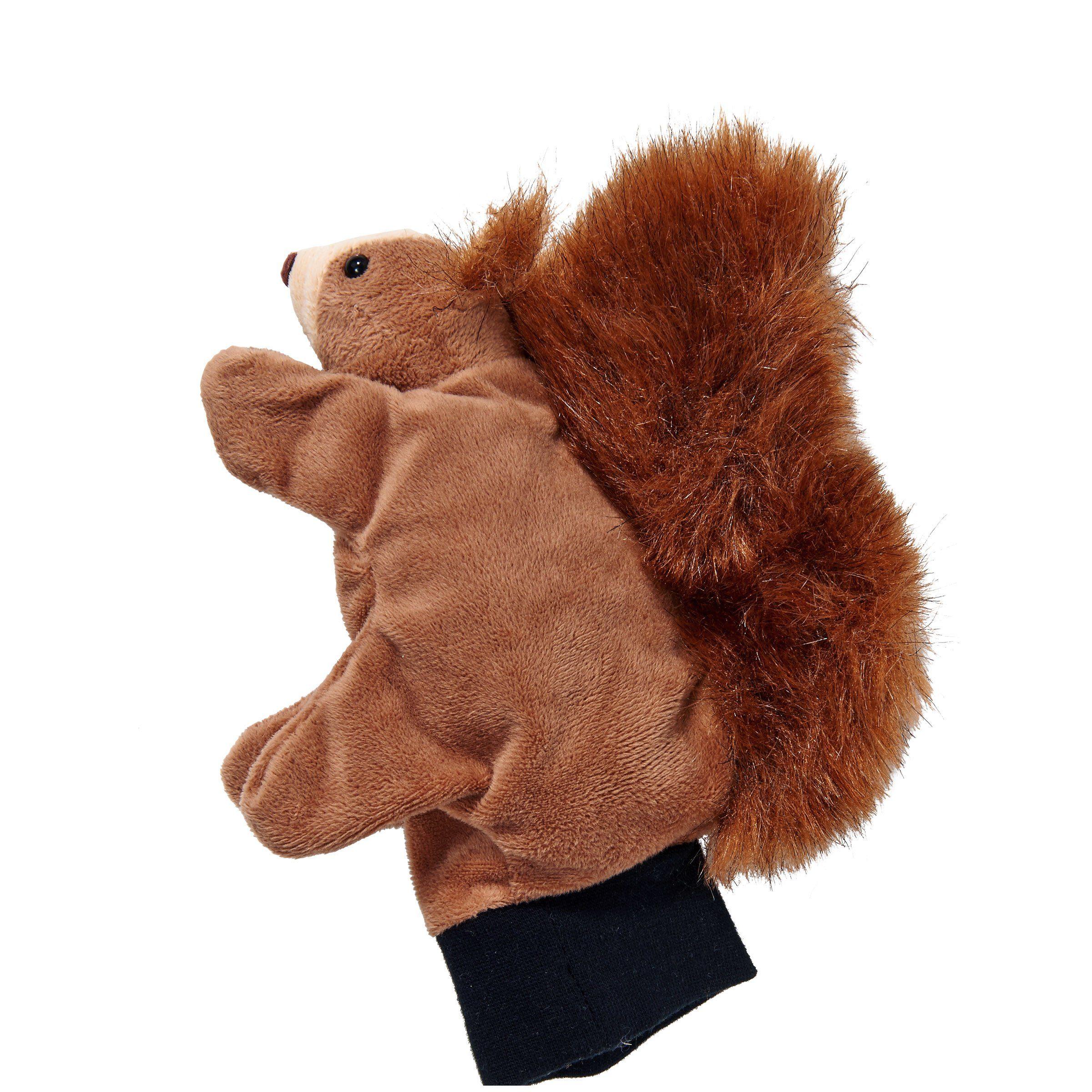 BUTLERS WILD GUYS »Handpuppe Eichhörnchen«