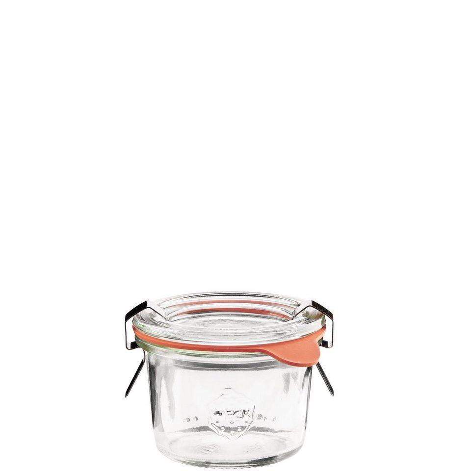 BUTLERS WECK »Mini-Sturzglas« in Transparent