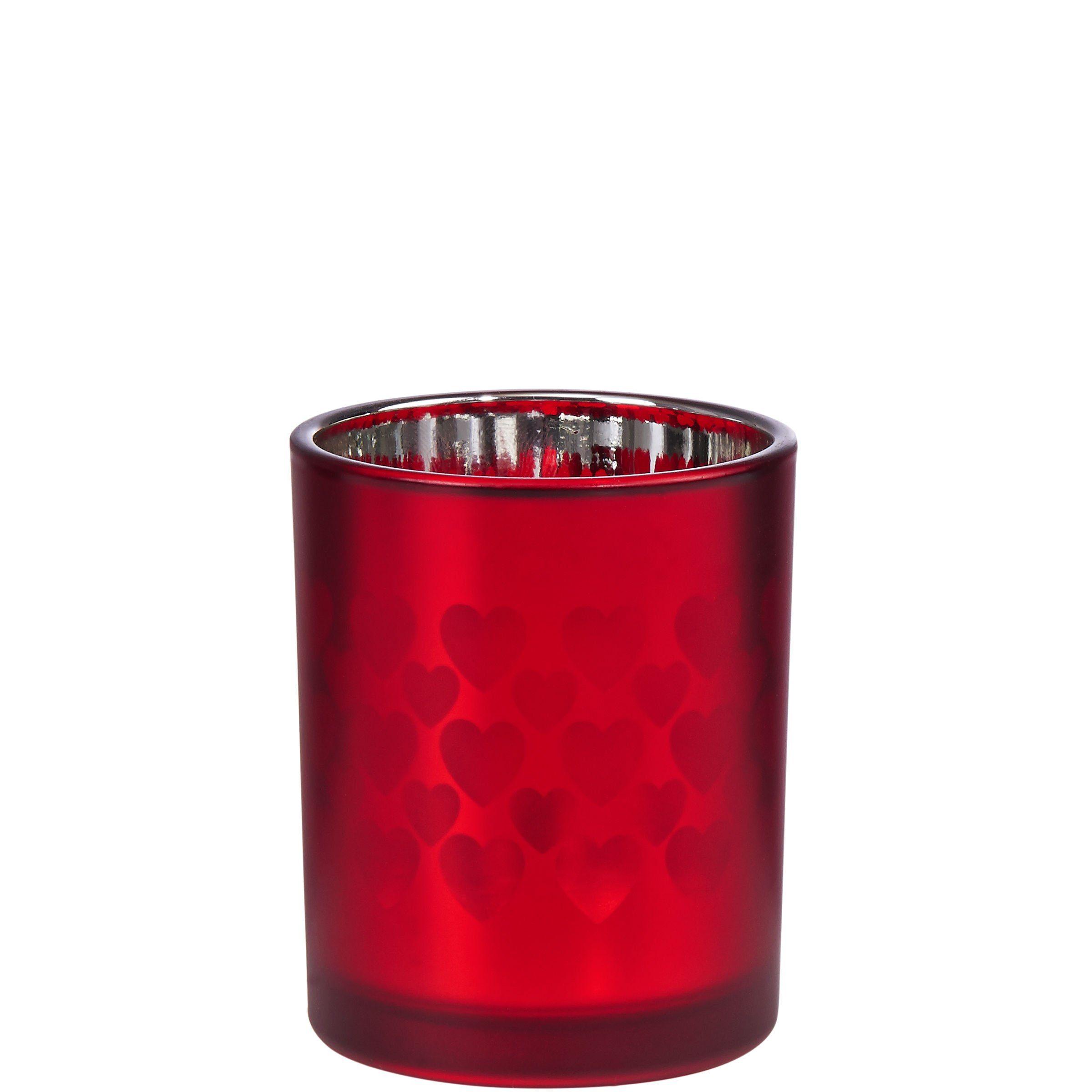 BUTLERS DELIGHT »Teelichthalter Herzen klein«