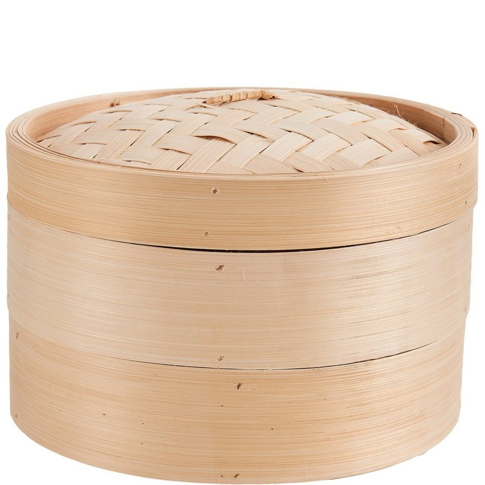 BUTLERS HOT SPOT »Bambusdämpfer« in natur