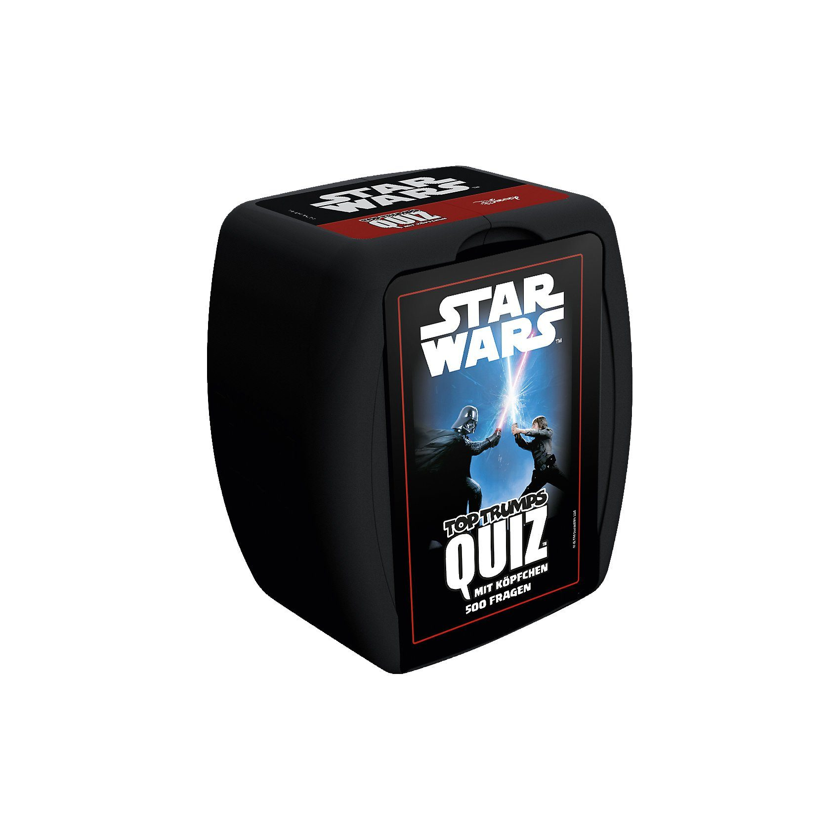 Winning Moves Top Trumps Quiz - Star Wars