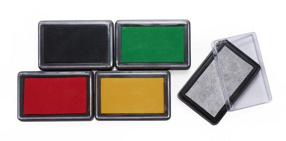 VBS 5 tlg. Stempelkissen Set Muted Farbes kaufen