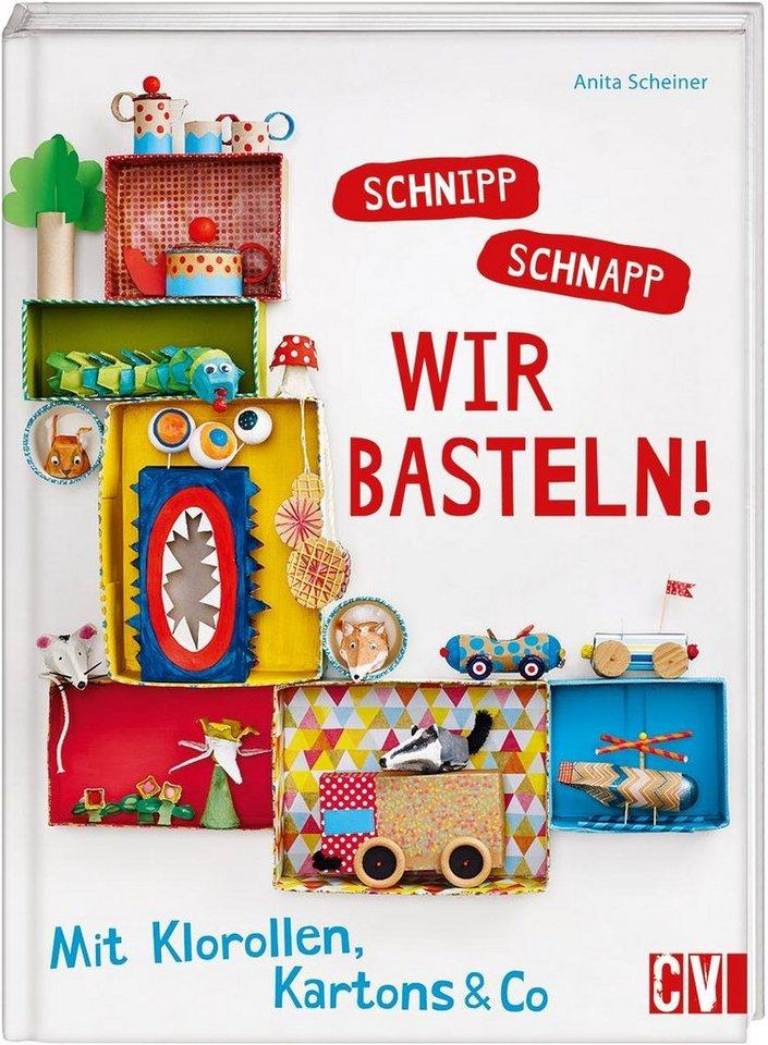 Vorschaubild von Buch ´´Schnipp Schnapp -wir basteln´´ 80 Seiten