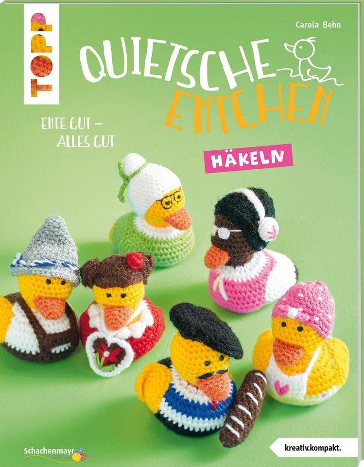 """Topp Buch """"Quitsche-Entchen häkeln"""""""