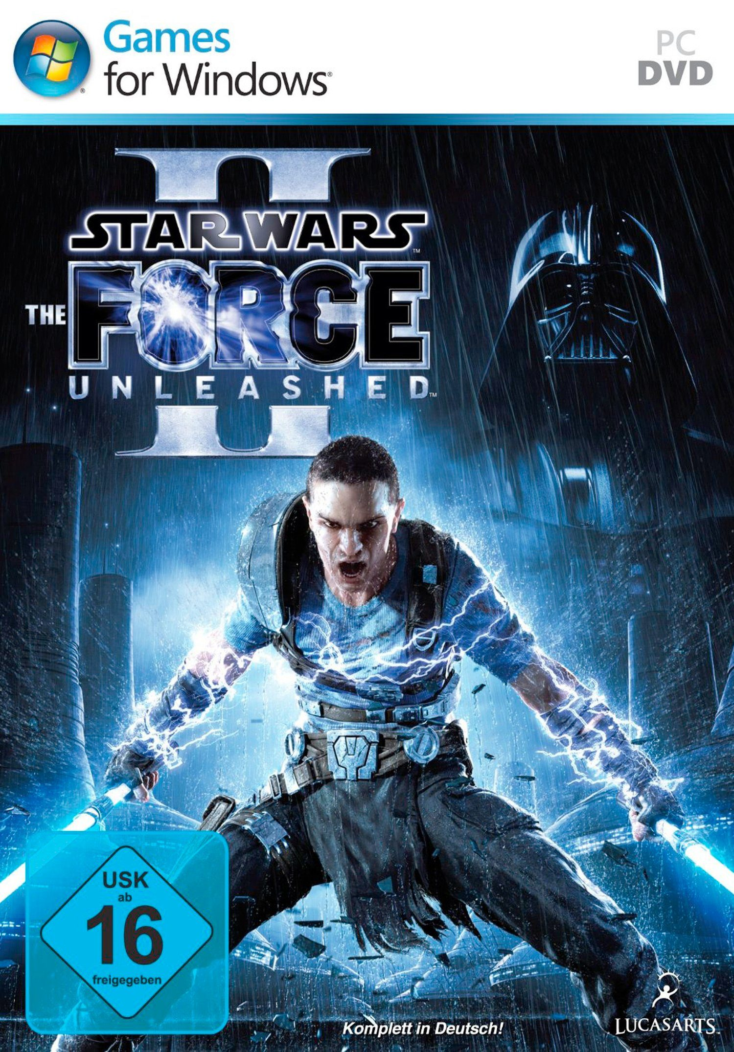 DISNEY Software Pyramide - PC Spiel »Star Wars: The Force Unleashed 2«