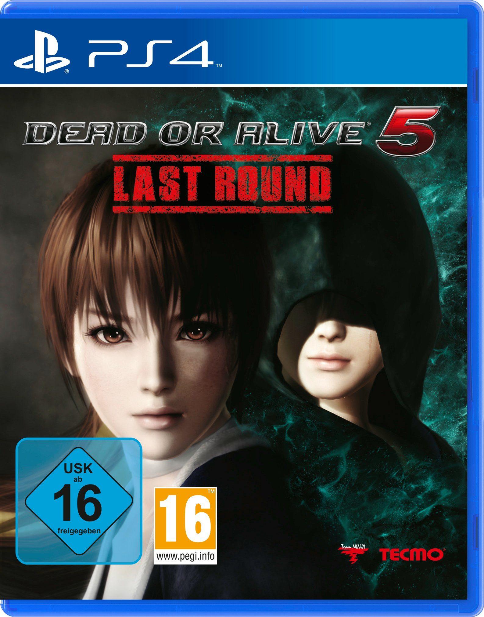 Koch Media Software Pyramide - Playstation 4 Spiel »Dead or Alive 5: Last Round«