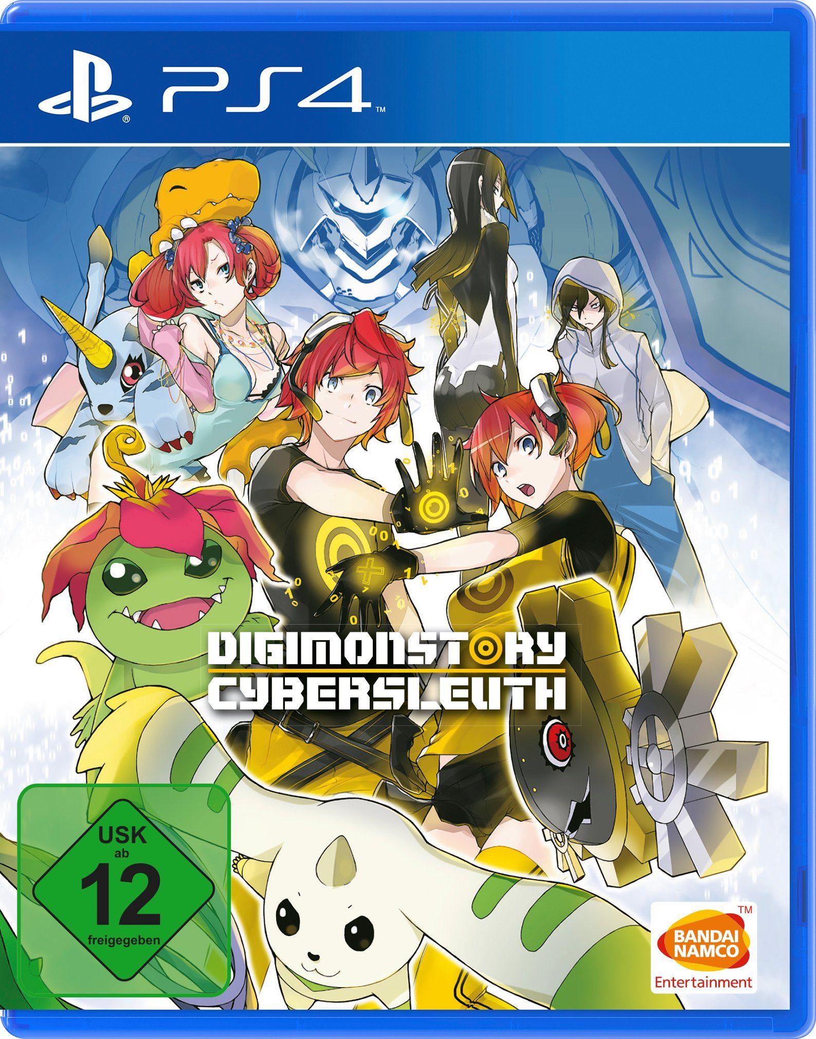 BANDAI NAMCO Software Pyramide - Playstation 4 Spiel »Digimon Story: Cyber Sleuth«
