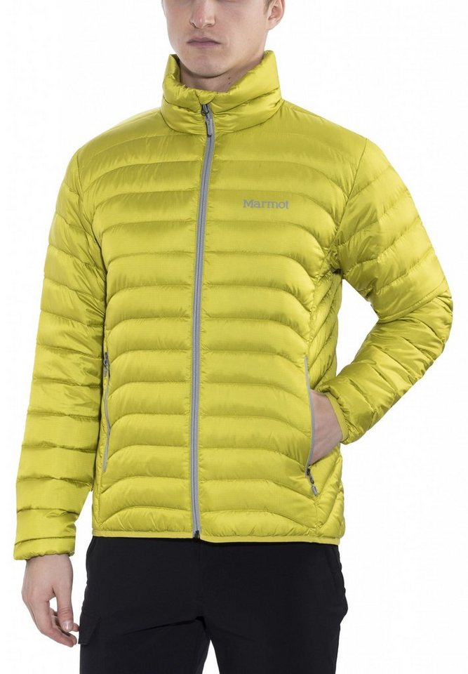 Marmot Outdoorjacke »Tullus Jacket Men« in gelb