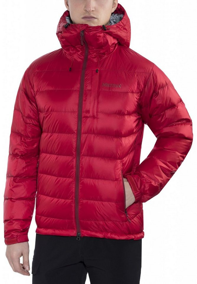 Marmot Outdoorjacke »Ama Dablam Jacket Men« in rot