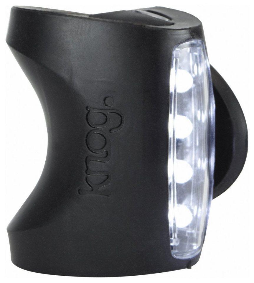 Knog Fahrradbeleuchtung »Skink Frontlicht weiße LED«