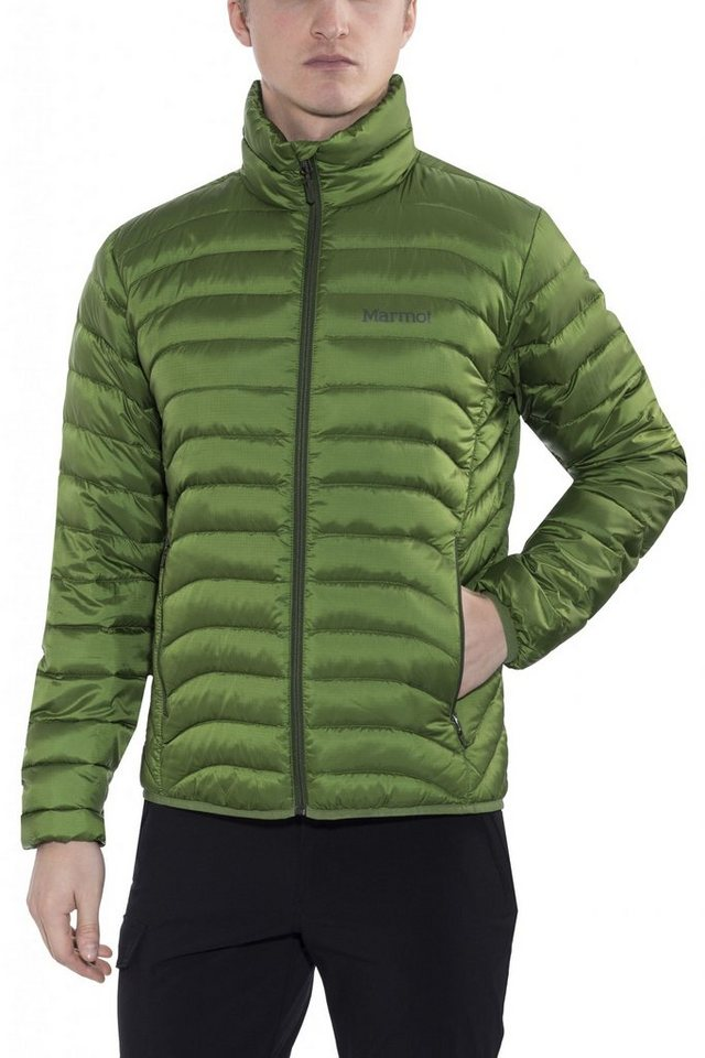 Marmot Outdoorjacke »Tullus Jacket Men« in grün