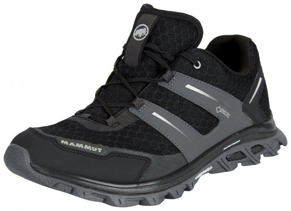 Mammut Runningschuh »MTR 71 Trail Low GTX Shoes Men« in schwarz