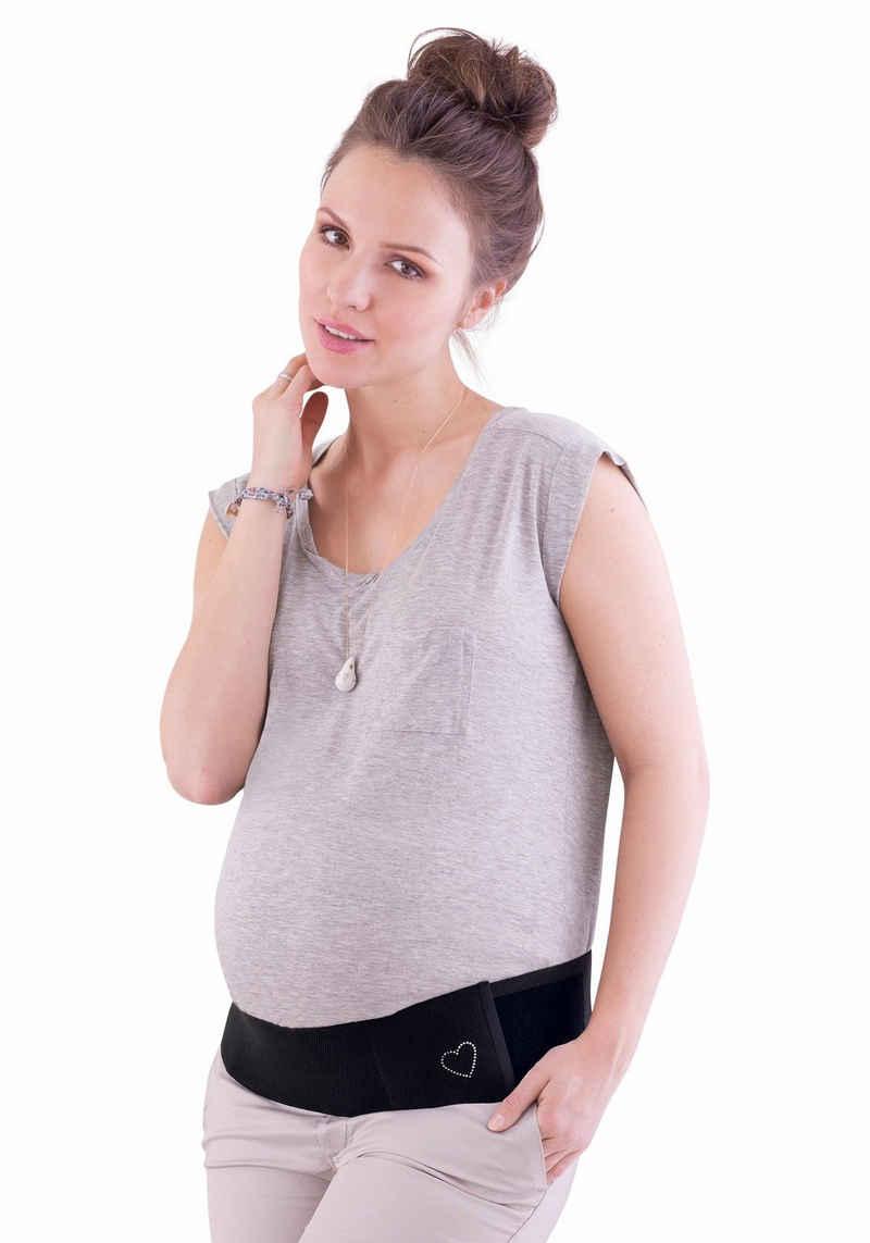Anita Maternity Schwangerschaftsgürtel »Baby Sherpa« auch über der Kleidung tragbar