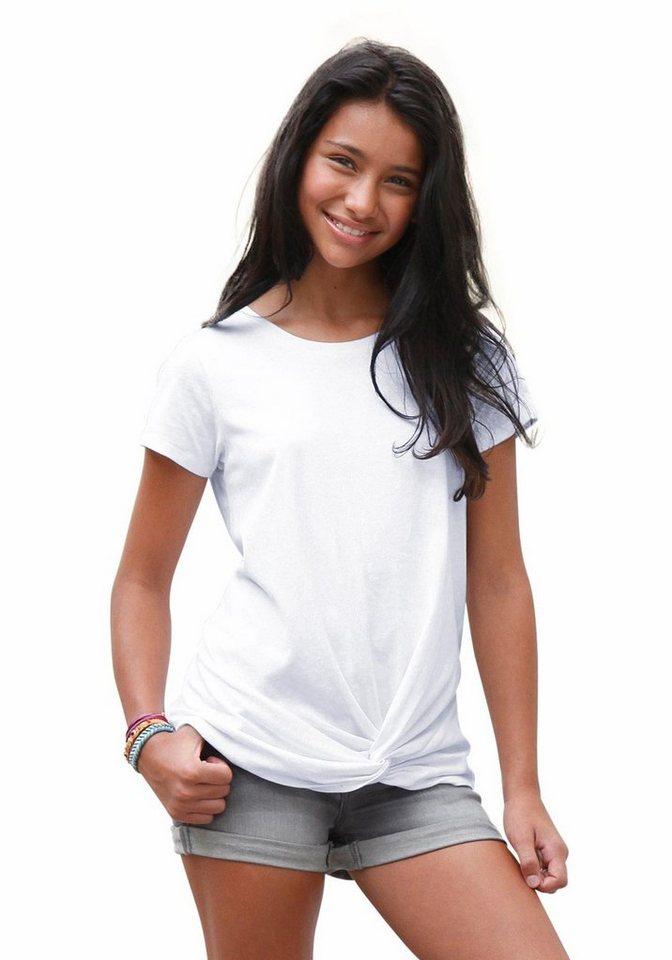 Bench T-Shirt in weiß